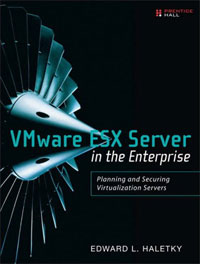 VMware ESX Server in the Enterprise: Planning and Securing Virtualization Servers Издательство: Prentice Hall Ptr, 2008 г Мягкая обложка, 576 стр ISBN 0132302071 Язык: Английский инфо 8514m.